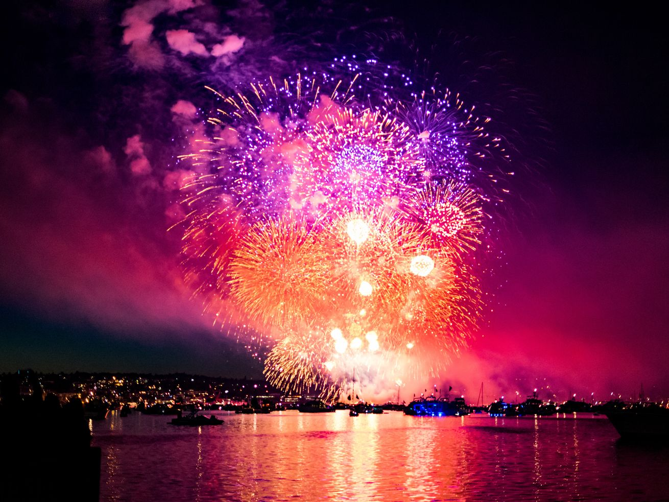 Where to watch Fourth of July fireworks in Seattle