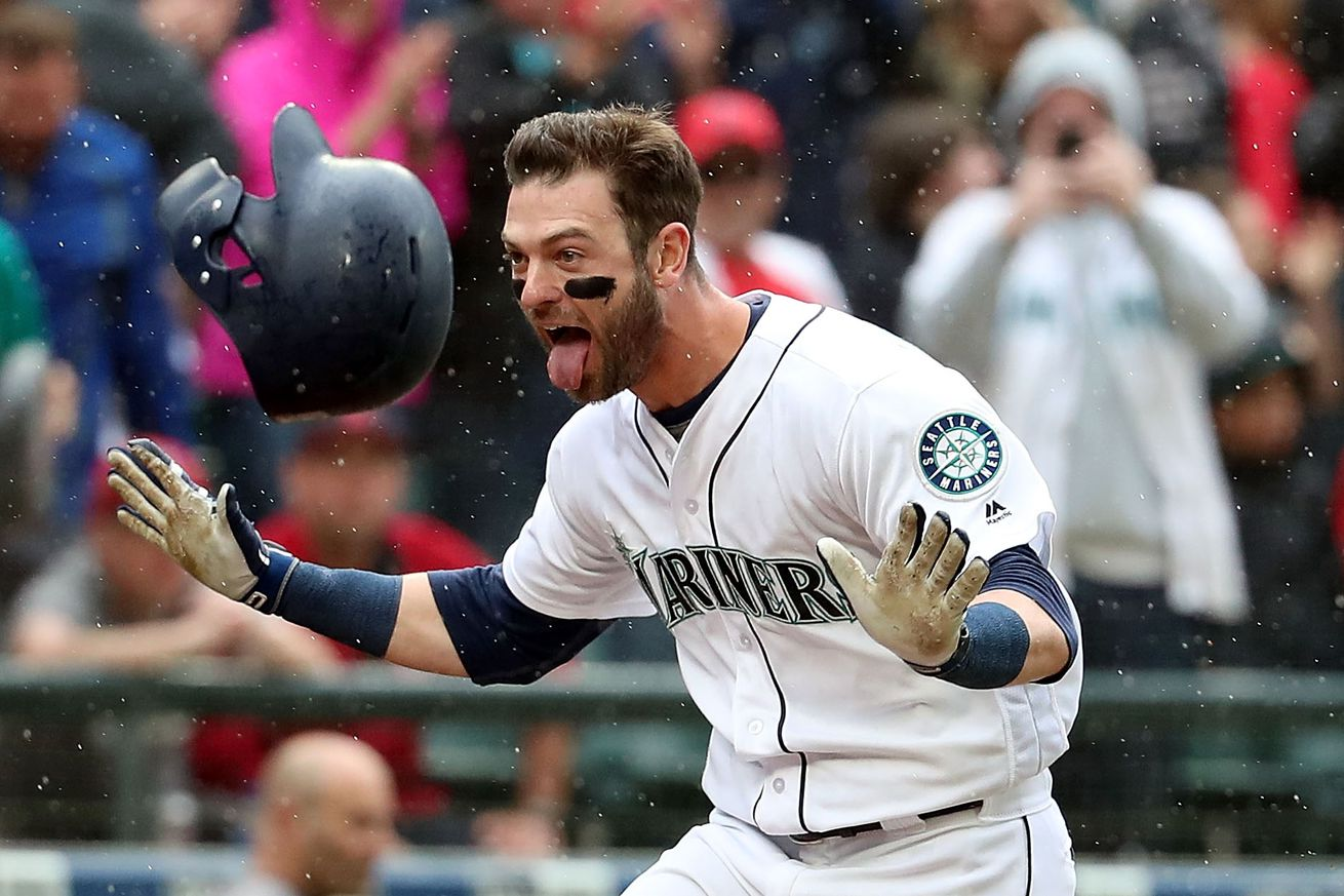 """""""Same ol' Mariners"""" no more: M's sweep Angels on Haniger homer"""